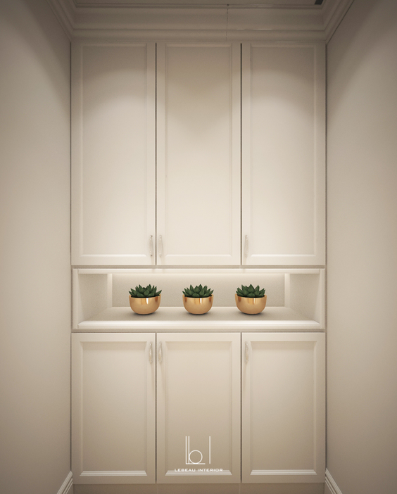 Build-In Cabinet