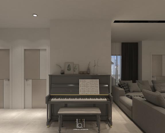Piano Display Area