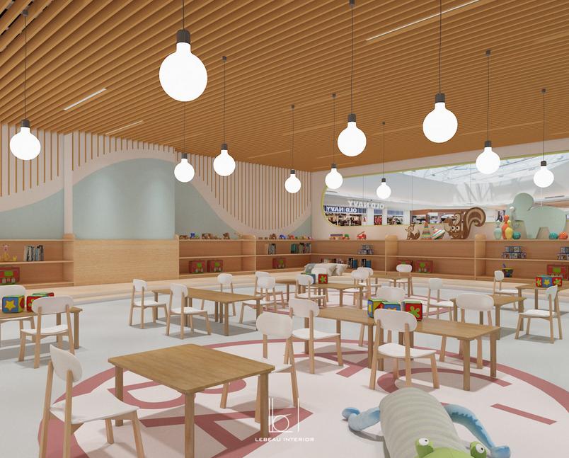 Montessori Area