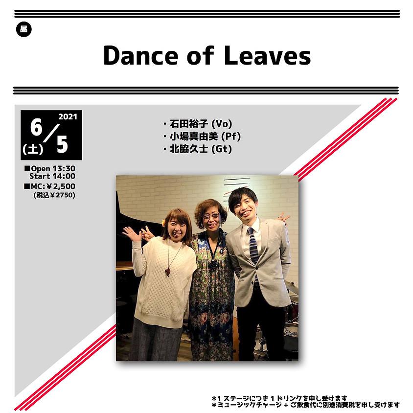 <時間変更>Dance of Leaves