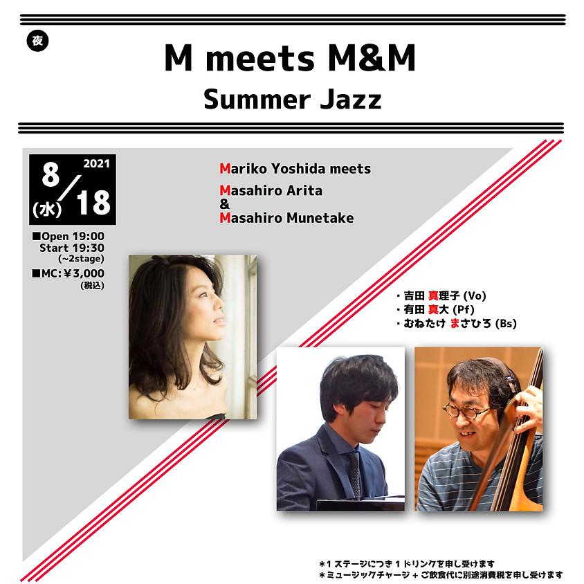 M meets M&M