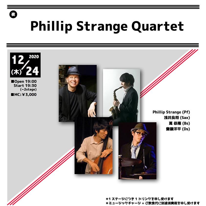 Phillip Strange Quartet