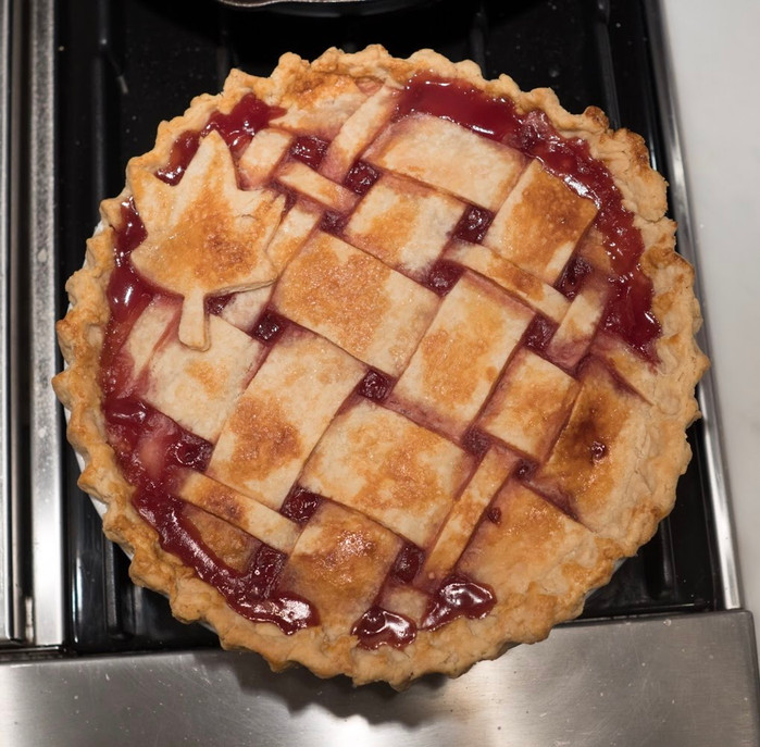 Absolutely Delicious Cherry Pie