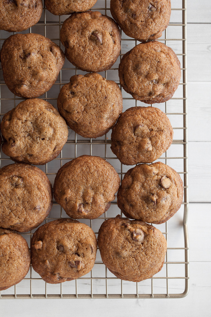 Chocolate Chip Muscovado Cookies
