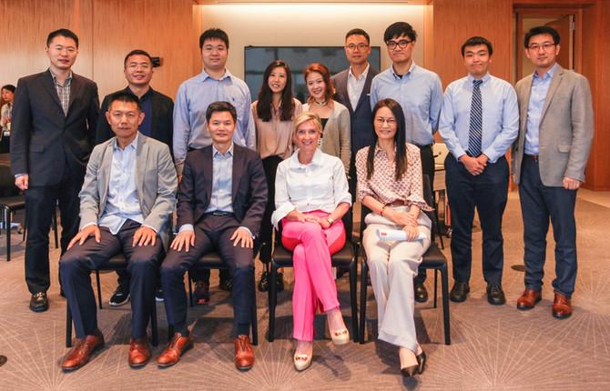 多元文化的华人职场锦囊 --纽约青年企业家俱乐部领导力讲座