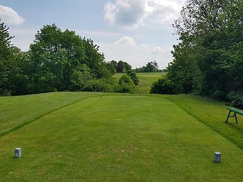 Doneraile Golf Club 8th Tee