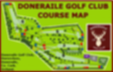 Doneraile Golf Course Map