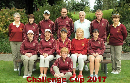 Doneraile Golf Club Challenge Cup