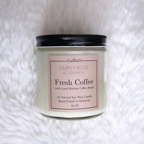 16oz Fresh Coffee