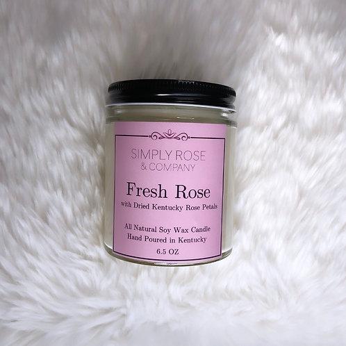 6.5oz Fresh Rose