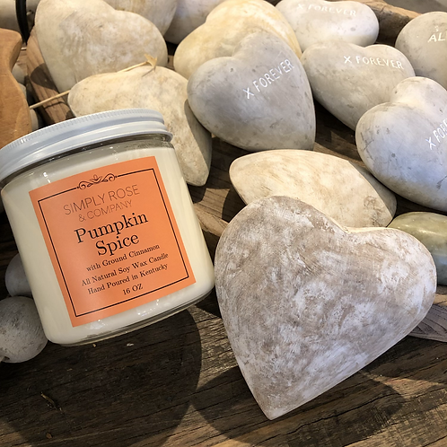 16oz Pumpkin Spice