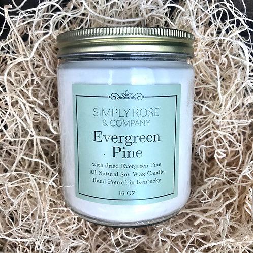 16oz Evergreen Pine