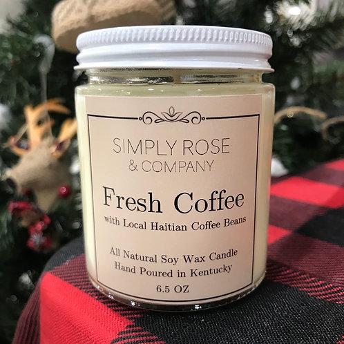 6.5oz Fresh Coffee