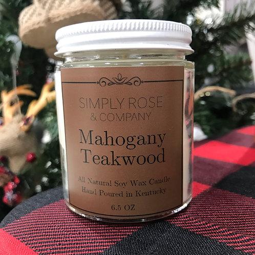 6.5oz Mahogany Teakwood
