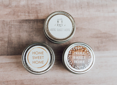 Real Estate Candles