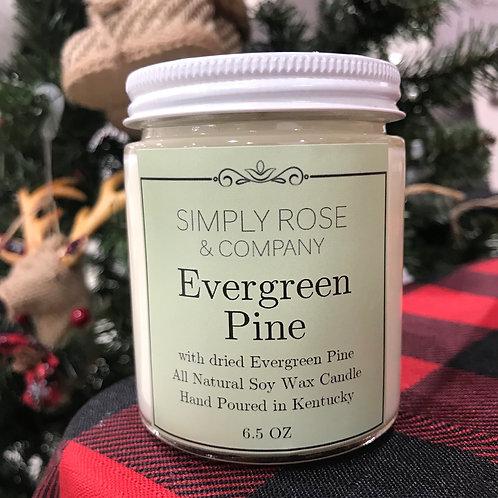 6.5oz Evergreen Pine