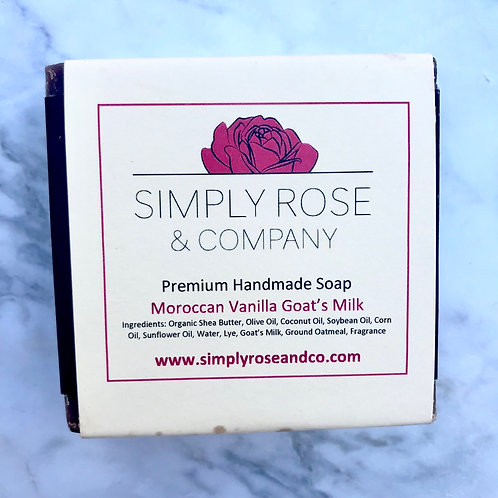 Moroccan Vanilla