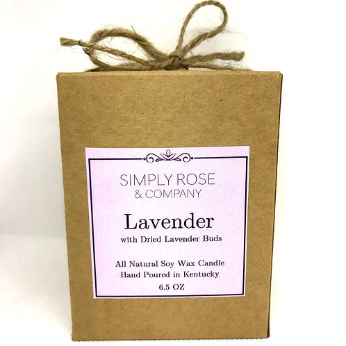 6.5oz Lavender