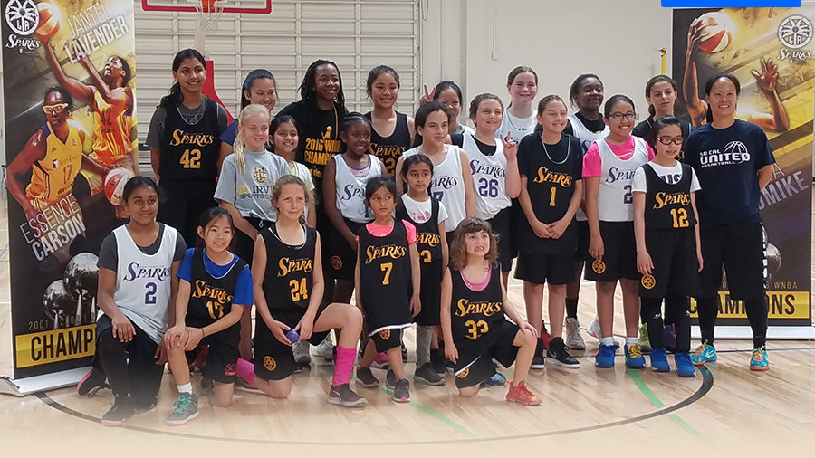 Lyceum Girls Club Basketball