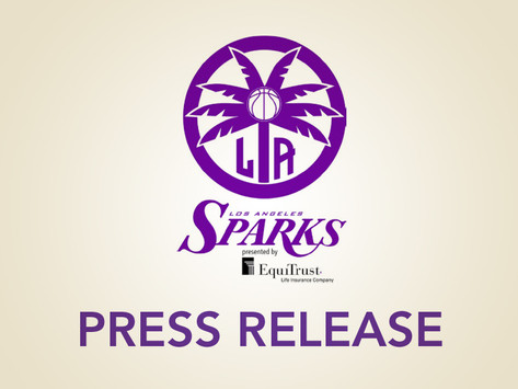Los Angeles Sparks partner with Lyceum Village to introduce Elite All-Girls Basketball Clinics in Or