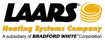 LAARS Logo Black, Med Res, for use on Wh