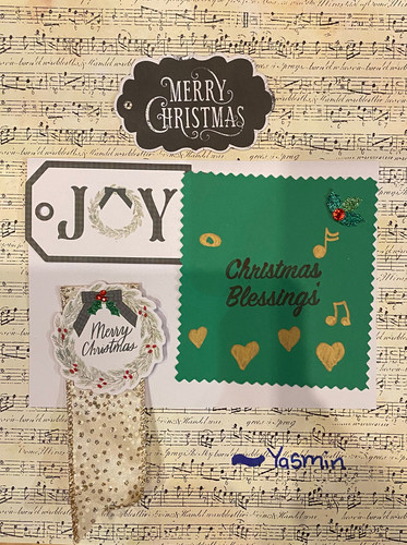 youth christmas cards