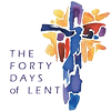 The Forty Days of Lent cross