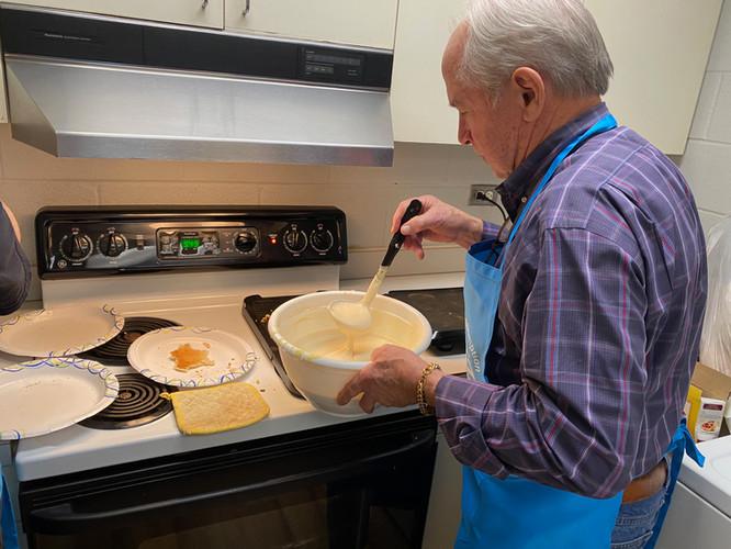 Pancake Breakfast 02-20