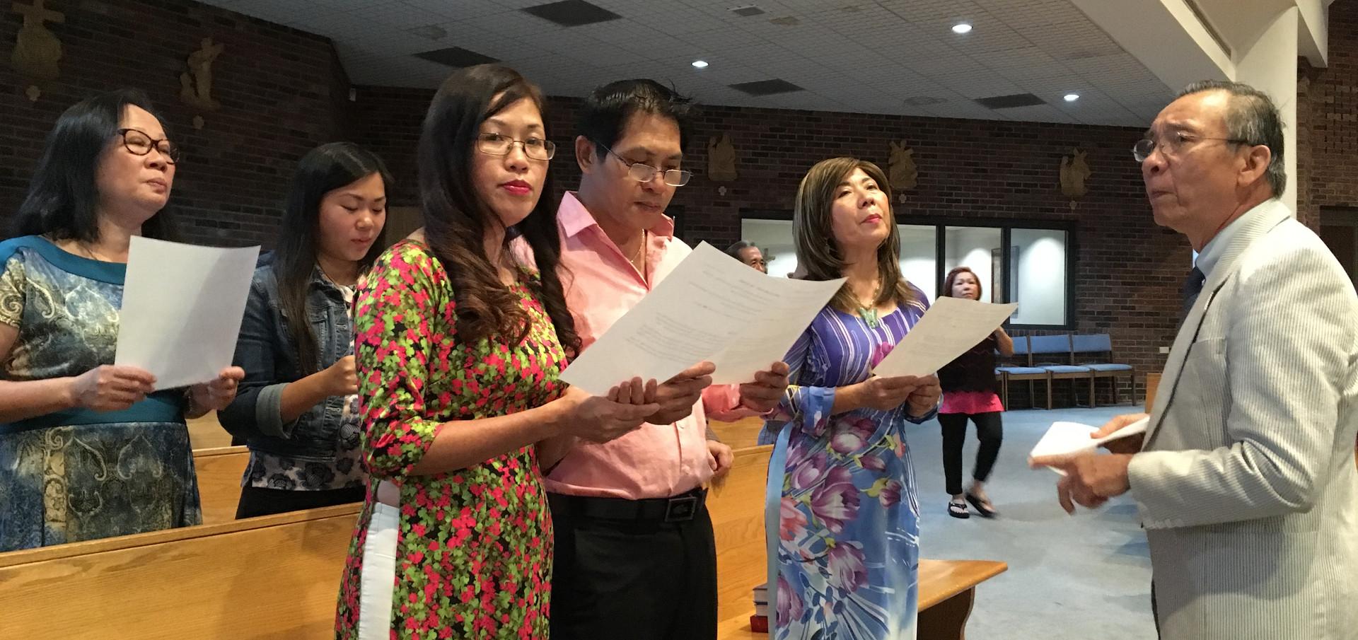 Vietnamese choir