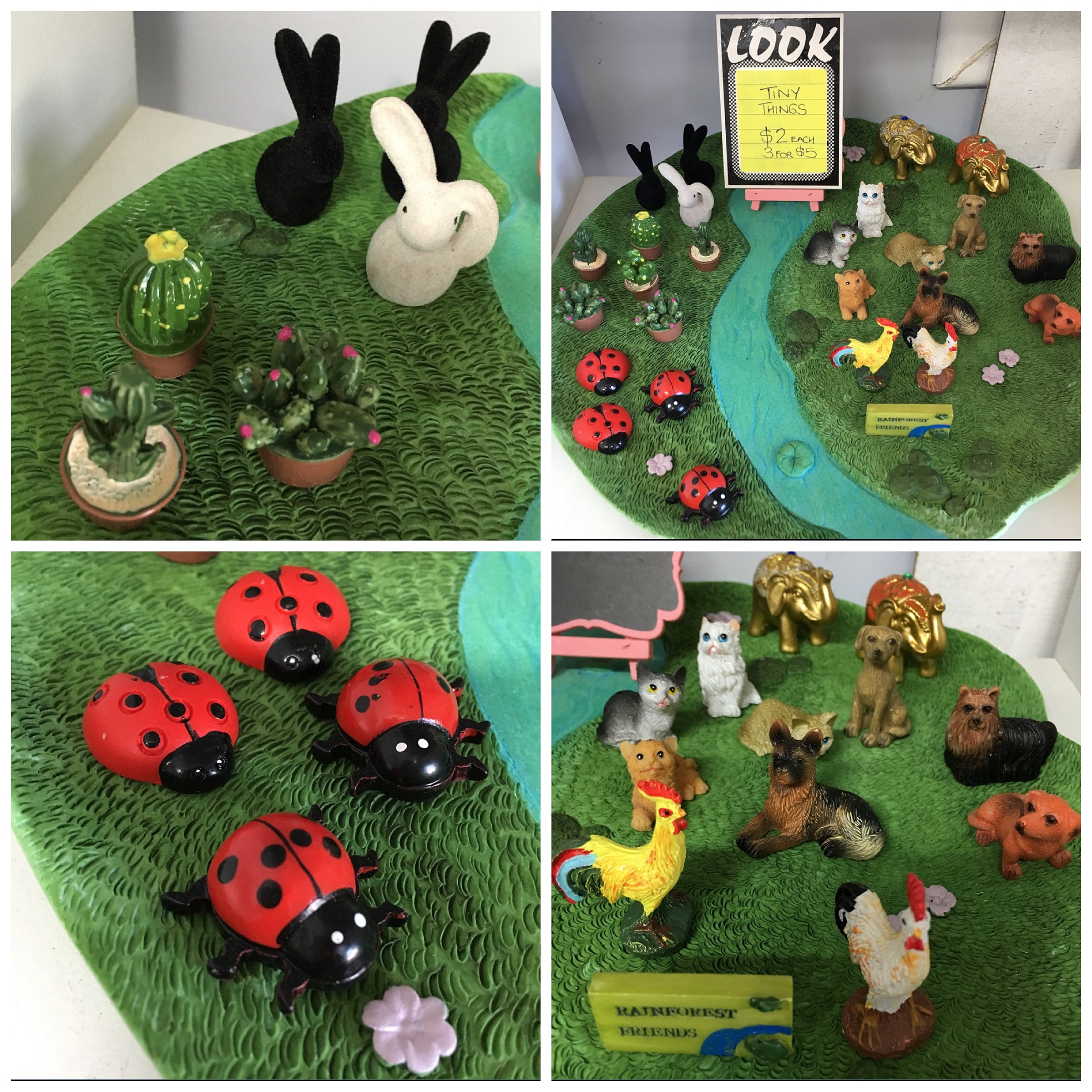 landscape supplies Mackay | Assorted Animals