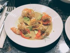 Pickled Shrimp Appetizer