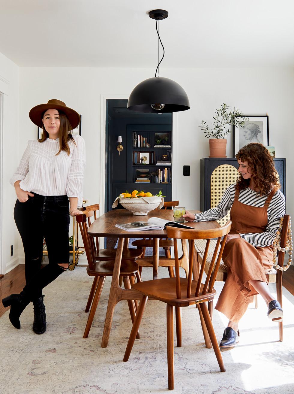 Sara Tramp Living Room Dining Room TV Ro