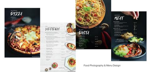 TDG Asia_Graphic Design_Restaurant Menu.