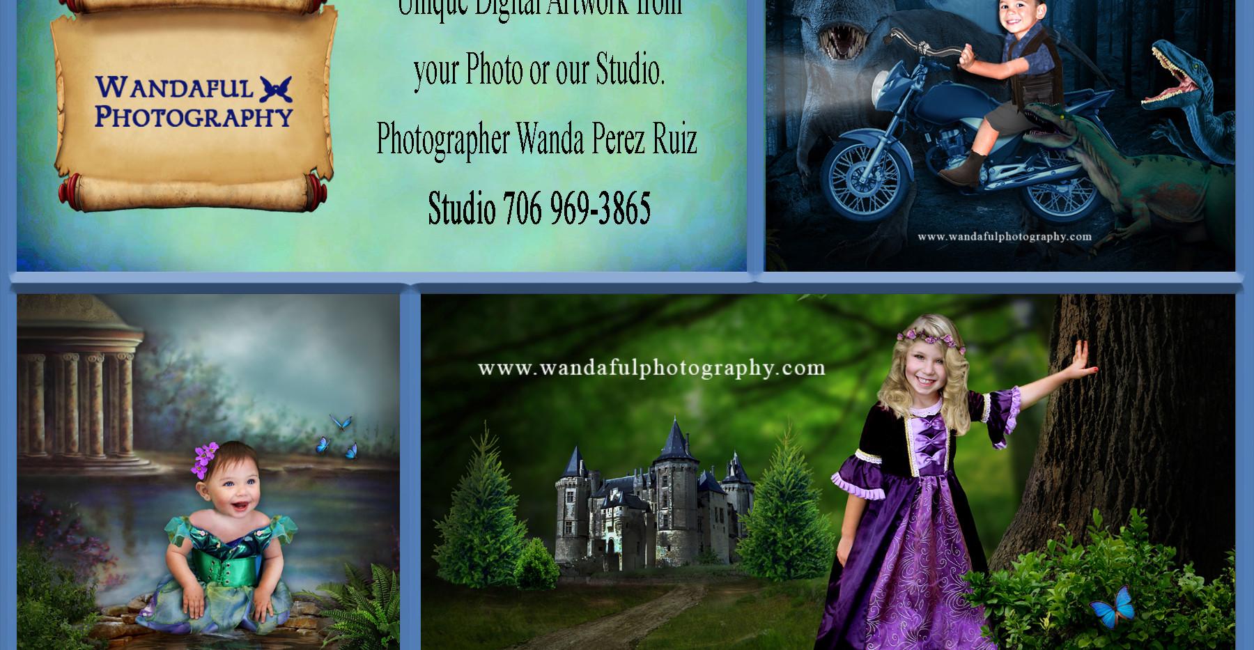 Chilren Fantasy Portraits postcard.jpg