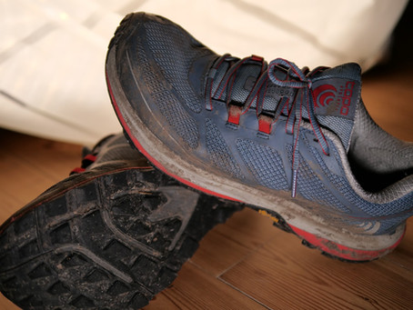 Trailrunners is a tricky switch from Hiking boots