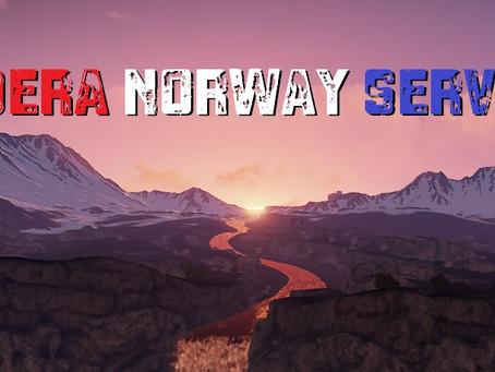 Dera Norway Server now online!