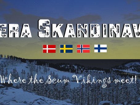 Dera Scandinavia Server for Scum is now online!