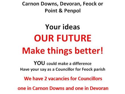 Become a Parish Councillor!