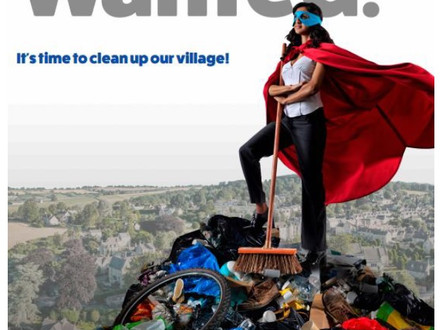Great British Spring Clean Campaign