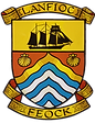 Feock Parish Council Coat of arms, logo