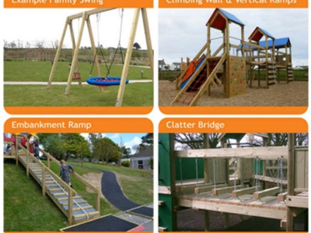 Play equipment results are in!
