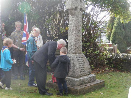 Remembrance Day Sunday Services