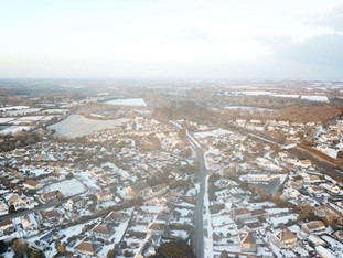 Carnon Downs aerial snow15.jpg