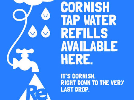 We're now a #refill point!