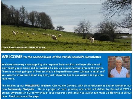 Latest Parish Council newsletter out now