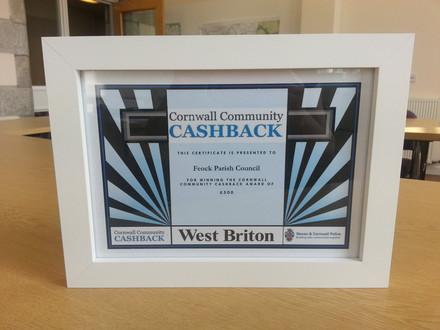 Community Cashback Awards