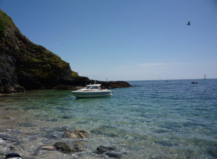Boat stolen from Restronguet Point