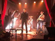 Band LIVE at Cabaret Onirique