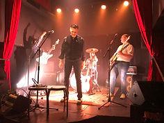 Band LIVE at Cabaret Onirique