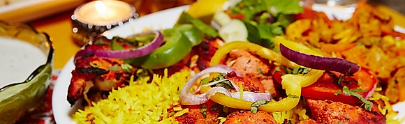 Non Veg and Seafood Entrees